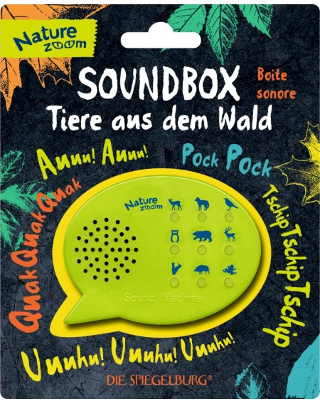 Sound box Nature Zoom