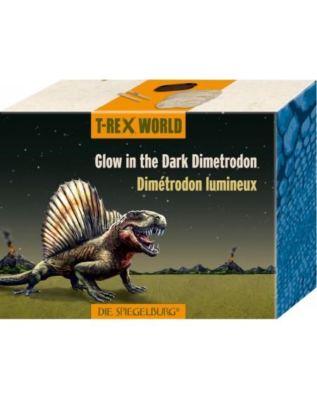 Glow in the dark Dimetrodon...