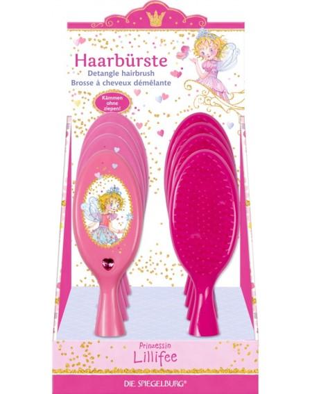 Anti-klit haarborstel...