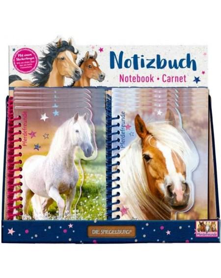 Notitieboek Pferdefreunde