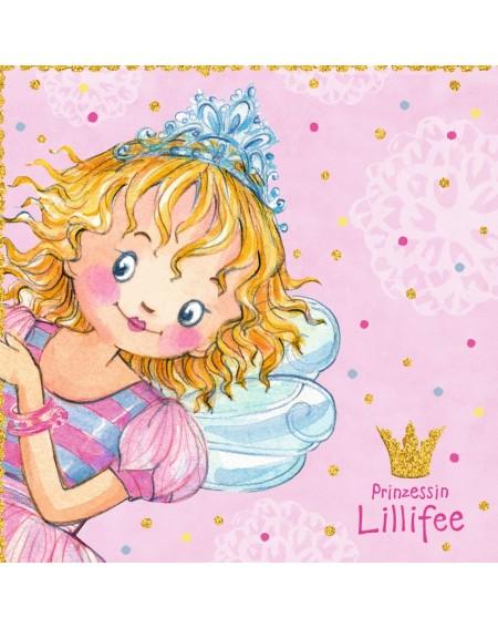 Servetten Prinses Lillifee