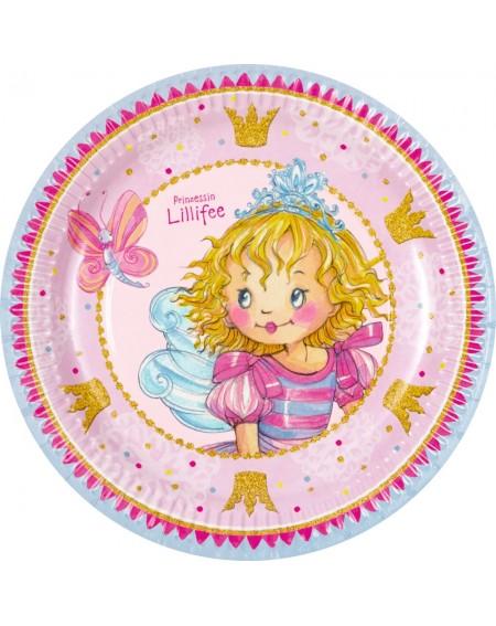 Partyborden Prinses Lillifee