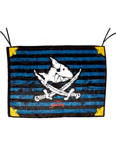 Piratenvlag Capt'n Sharky