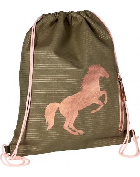 Gym tas I Love Horses