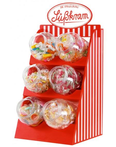 Presentatiebox snoepgoed