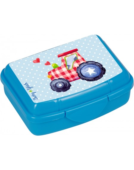 Snackbox Tractor Baby Charms