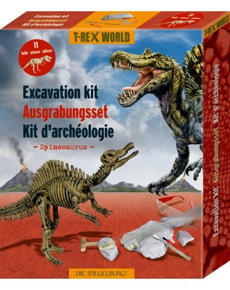 Uitgraafset T-Rex World