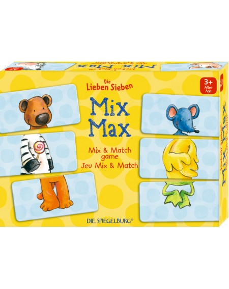 Mix & Match spel