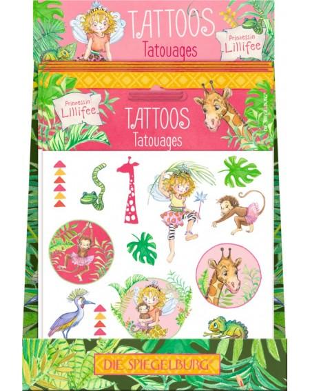 Tatoeages Prinses Lillifee