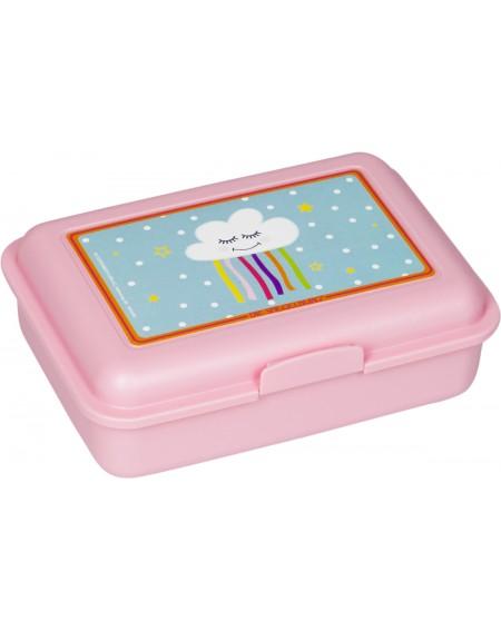 Lunchbox wolken