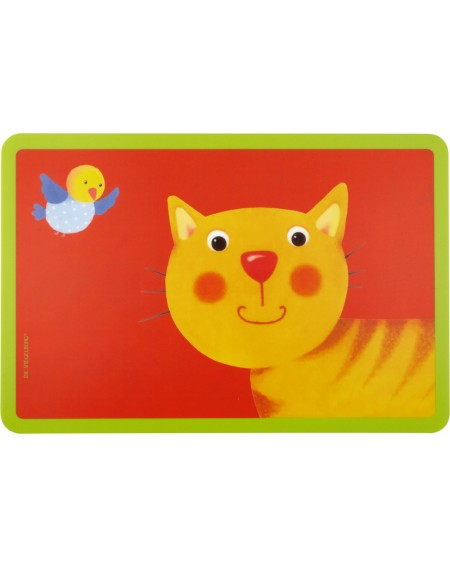 Placemat poes