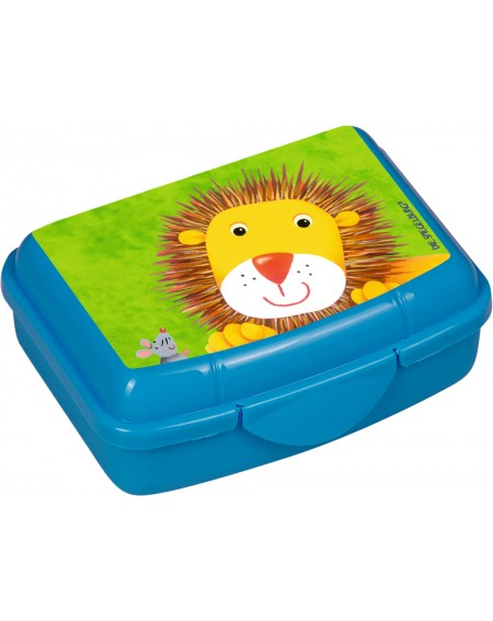 Snackbox leeuw