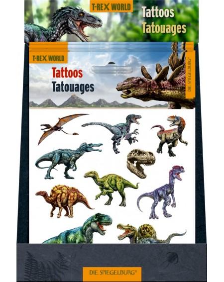 Tatoeages T-Rex World