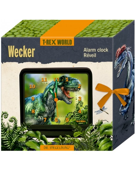 Wekker T-Rex World