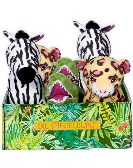 Luipaard, Zebra, Krokodil...