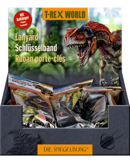Sleutelband T-Rex World