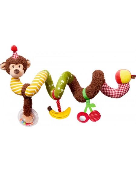 Activiteitenspiraal aap