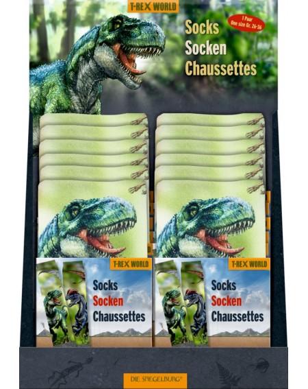 Sokken (26-36) T-Rex World