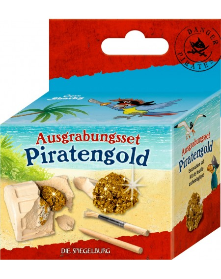 Opgravingsset Piratengoud