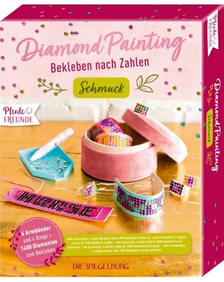 Diamond painting sieraden