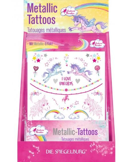 Metallic tatoeages...