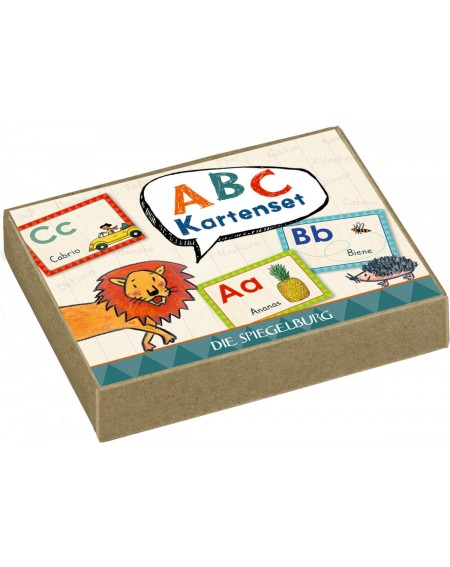 ABC Kaartenset