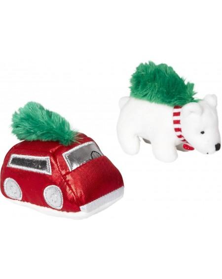 Trillende auto en ijsbeer