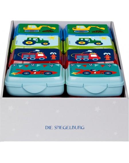 Display mini-snackbox