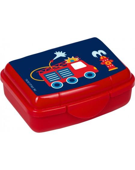 Mini snackbox Brandweer