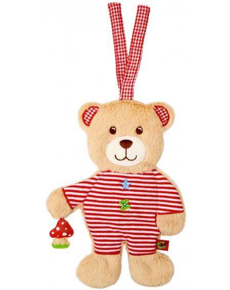 Knisperdoek Teddy