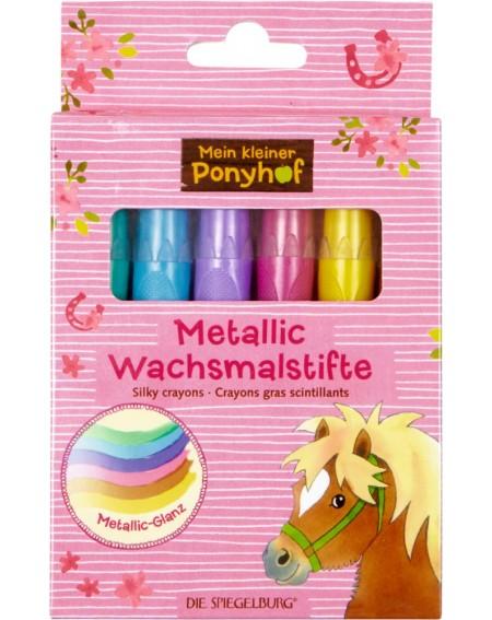 Metallic waskrijt Mein...