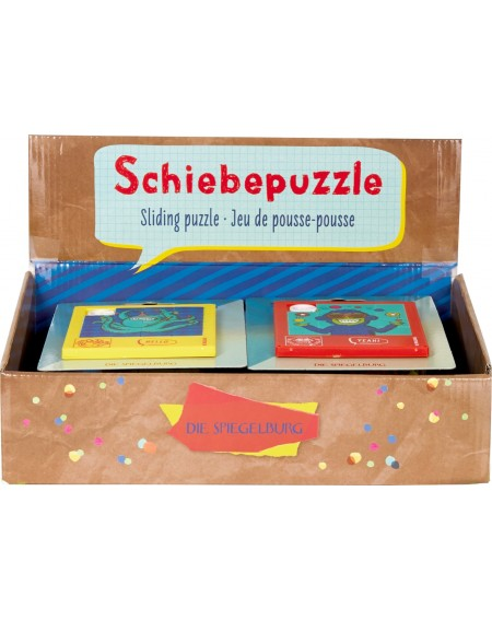 Schuifpuzzel