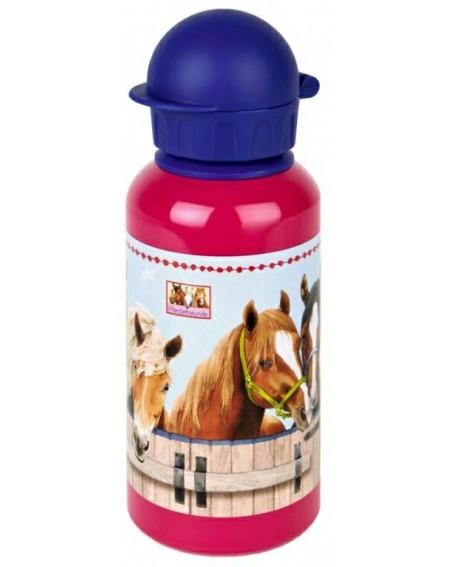 Alu-Trinkflasche Pferdefreunde