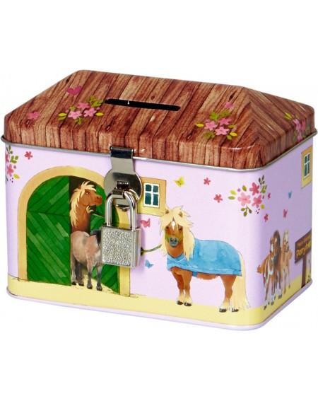 Spaarpot Mein kleiner Ponyhof