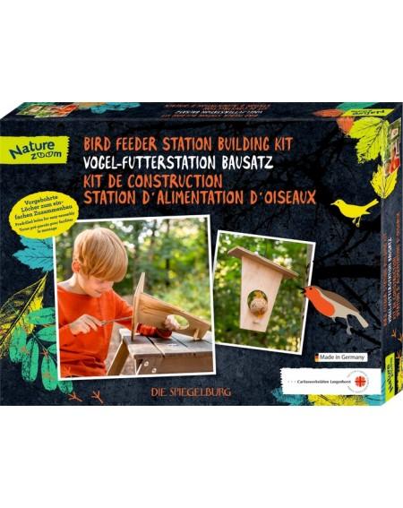 Vogelvoederstation bouwpakket
