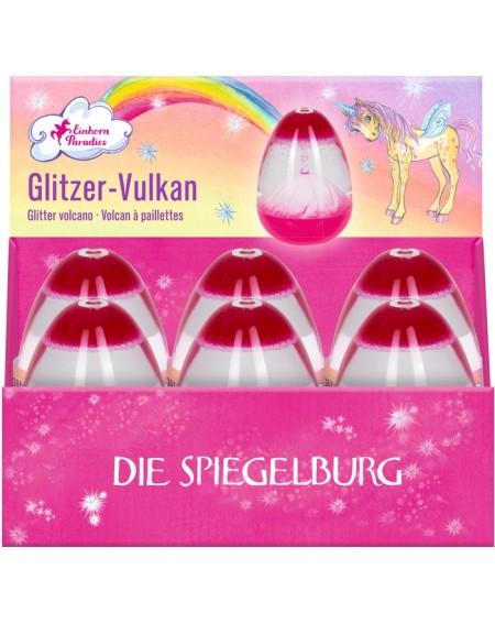 Glitter vulkaan