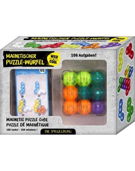 Magnetische puzzeldobbelsteen