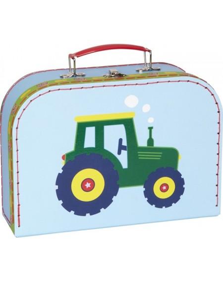 Speelkoffer traktor