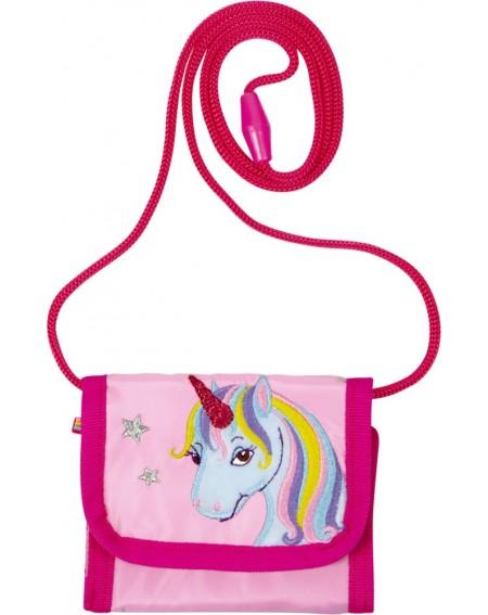 Borstbuidel unicorn Paradise