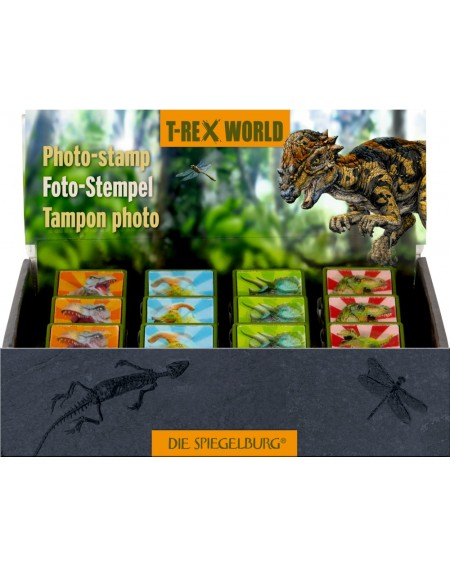 Stempel T-Rex World