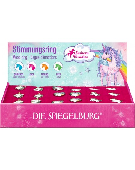 Stemmingsring Unicorn Paradise